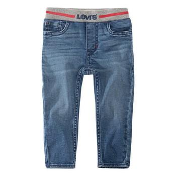 Textil Rapaz Gangas Skinny Levi's PULL-ON SKINNY JEAN Azul