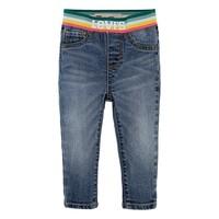 Textil Rapariga Gangas Skinny Levi's PULLON RAINBOW SKINNY JEAN Azul