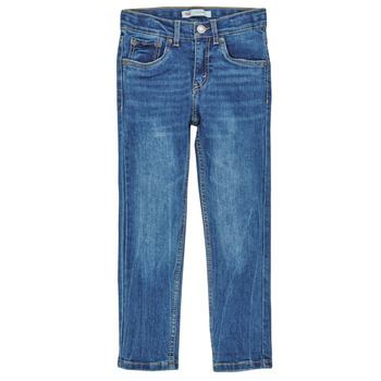 Textil Rapaz Gangas Skinny Levi's 510 SKINNY FIT COZY JEAN Azul