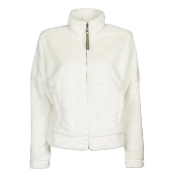 Textil Mulher Casaco polar Columbia BUNDLE UP FULL ZIP FLEECE Branco