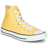 Sapatos Sapatilhas de cano-alto Converse Chuck Taylor All Star - Seasonal Color Amarelo