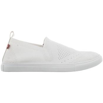 Sapatos Mulher Slip on Big Star FF274A608 Branco