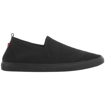 Sapatos Mulher Slip on Big Star FF274A609 Preto