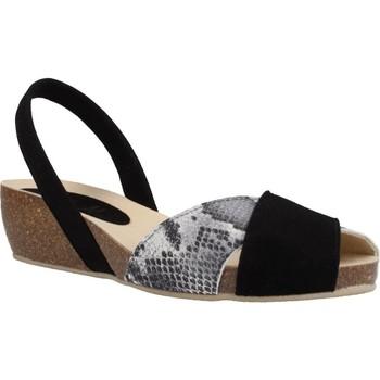 Sapatos Mulher Sandálias Ria 33201 2 Preto
