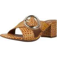 Sapatos Mulher Chinelos Alpe 4694 56 Amarelo