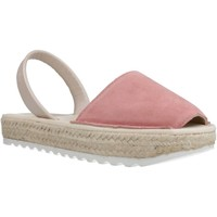 Sapatos Rapariga Alpargatas Ria 21920 2 Rosa