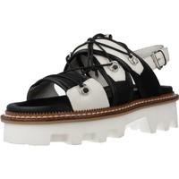 Sapatos Mulher Sandálias Elvio Zanon EL0901X Branco