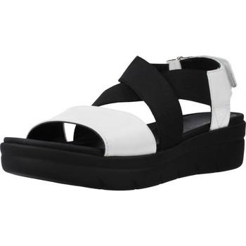 Sapatos Mulher Sandálias Stonefly AQUA III 10 NAPPA Branco