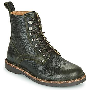 Sapatos Mulher Botas baixas Birkenstock BRYSON Cáqui