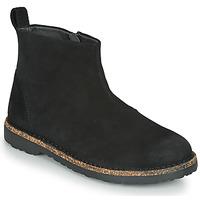 Sapatos Mulher Botas baixas Birkenstock MELROSE Preto