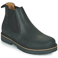 Sapatos Mulher Botas baixas Birkenstock STALON Preto