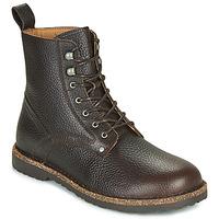 Sapatos Homem Botas baixas Birkenstock BRYSON Castanho