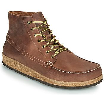 Sapatos Homem Botas baixas Birkenstock MARTON Castanho