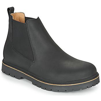 Sapatos Homem Botas baixas Birkenstock STALON Preto