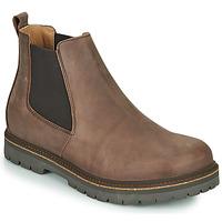Sapatos Homem Botas baixas Birkenstock STALON Castanho
