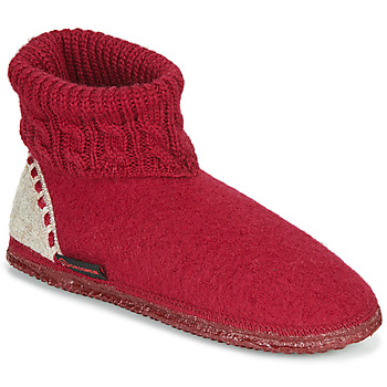 Sapatos Mulher Chinelos Giesswein FREIBURG Vermelho