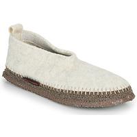 Sapatos Mulher Chinelos Giesswein TEGERNAU Bege