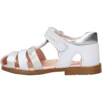 Sapatos Rapariga Sandálias Pablosky - Sandalo bianco 071400 BIANCO
