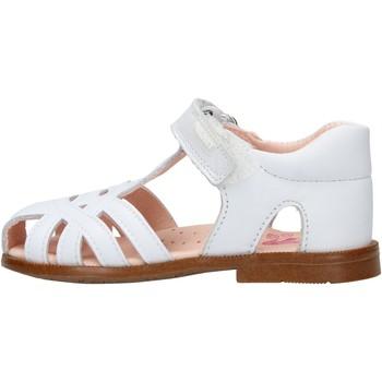 Sapatos Rapariga Sandálias Pablosky - Sandalo bianco 071500 BIANCO