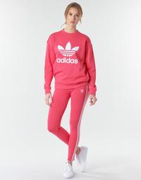 Textil Mulher Collants adidas Originals 3 STR TIGHT Rosa