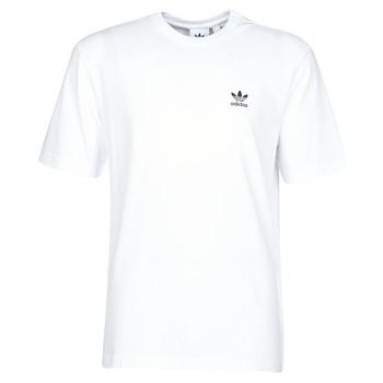 Textil Homem T-Shirt mangas curtas adidas Originals B+F TREFOIL TEE Branco