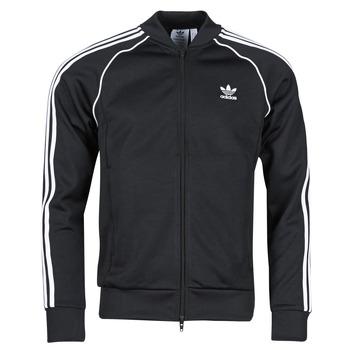Textil Homem Casacos fato de treino adidas Originals SST TT P BLUE Preto