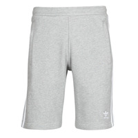 Textil Homem Shorts / Bermudas adidas Originals 3-STRIPE SHORT Cinza