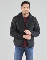 Textil Homem Quispos adidas Originals LW ZT TRF HOODY Preto