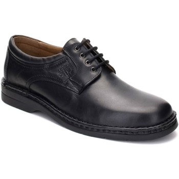 Sapatos Homem Sapatos Comodo Sport Calzado con cordones de piel de hombre by Noir