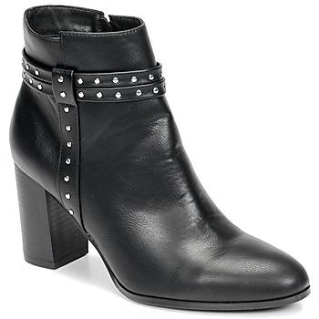 Sapatos Mulher Botins Moony Mood NINOU Preto