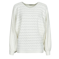 Textil Mulher camisolas Molly Bracken T1302H20 Bege