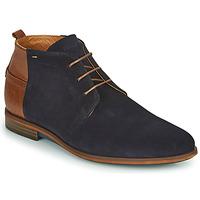 Sapatos Homem Botas baixas Kost IRWIN 5A Marinho