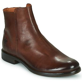Sapatos Homem Botas baixas Kost NORMAN 35 Castanho