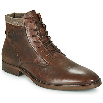 Sapatos Homem Botas baixas Kost VENTURA 46 Castanho