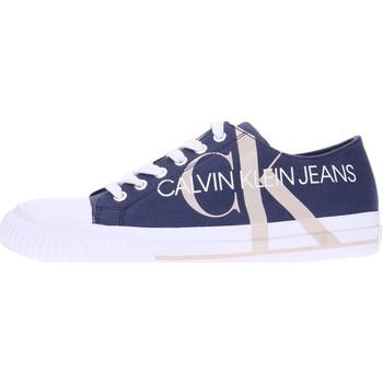 Sapatos Homem Sapatilhas Calvin Klein Jeans B4S0638 Multicolore