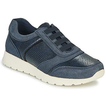 Sapatos Mulher Sapatilhas Damart 63737 Azul
