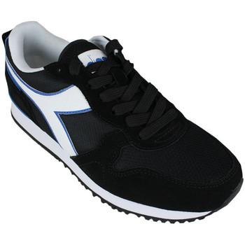 Sapatos Homem Sapatilhas Diadora olympia 80013 Preto