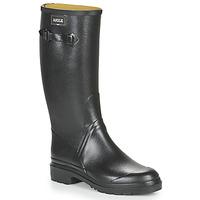Sapatos Homem Botas de borracha Aigle CESSAC Preto
