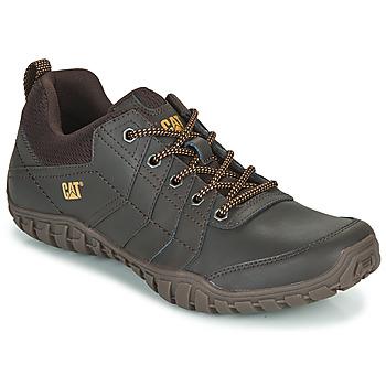 Sapatos Homem Sapatilhas Caterpillar INSTRUCT Castanho