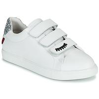 Sapatos Mulher Sapatilhas Bons baisers de Paname EDITH EYES Branco