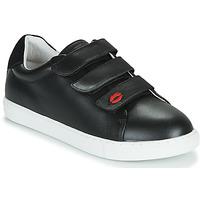 Sapatos Mulher Sapatilhas Bons baisers de Paname EDITH LEGENDE Preto