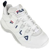 Sapatos Mulher Sapatilhas Fila countdown low wmn Branco
