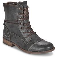 Sapatos Mulher Botas baixas Mustang 1157508 Cinza