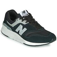 Sapatos Homem Sapatilhas New Balance 997 Preto / Prata