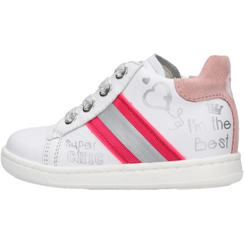 Sapatos Rapaz Sapatilhas Falcotto - Polacchino bianco ATLEY-1N04 BIANCO