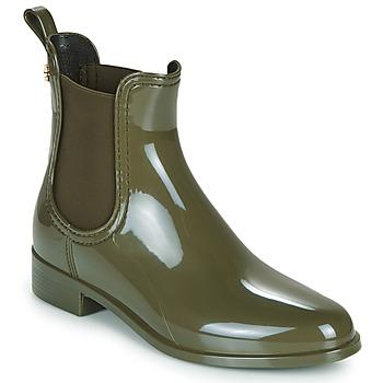 Sapatos Mulher Botas de borracha Lemon Jelly COMFY Cáqui