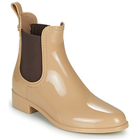Sapatos Mulher Botas de borracha Lemon Jelly PISA Bege