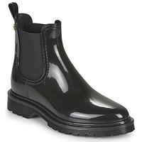 Sapatos Mulher Botas de borracha Lemon Jelly BLOCK Preto
