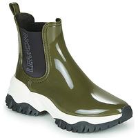 Sapatos Mulher Botas de borracha Lemon Jelly JAYDEN Cáqui