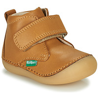 Sapatos Criança Botas baixas Kickers SABIO Camel